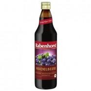 Χυμός μύρτιλο, 750 ml, Rabenhorst