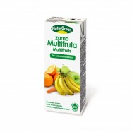 Χυμός φρούτων πολυβιταμινούχος, 200 ml, Naturgreen