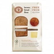 Αλεύρι για σκούρο ψωμί χωρίς γλουτένη, 1 κιλό, Doves