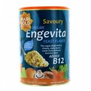 Διατροφική μαγιά με βιταμίνη Β12, 125 γρ., Mari Gold