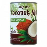 Γάλα καρύδας, 400 ml., Όλα-bio