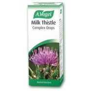 MilkThistle ( Αποτοξίνωση ήπατος), 50ml, Avogel