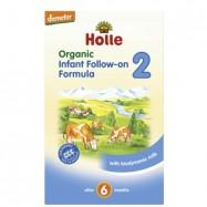 Βρεφικό Γάλα Νο 2 από 6ο μήνα, Holle