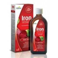 Iron Vital F (Σίδηρος με βιταμίνη C), 250 ml, Hubner