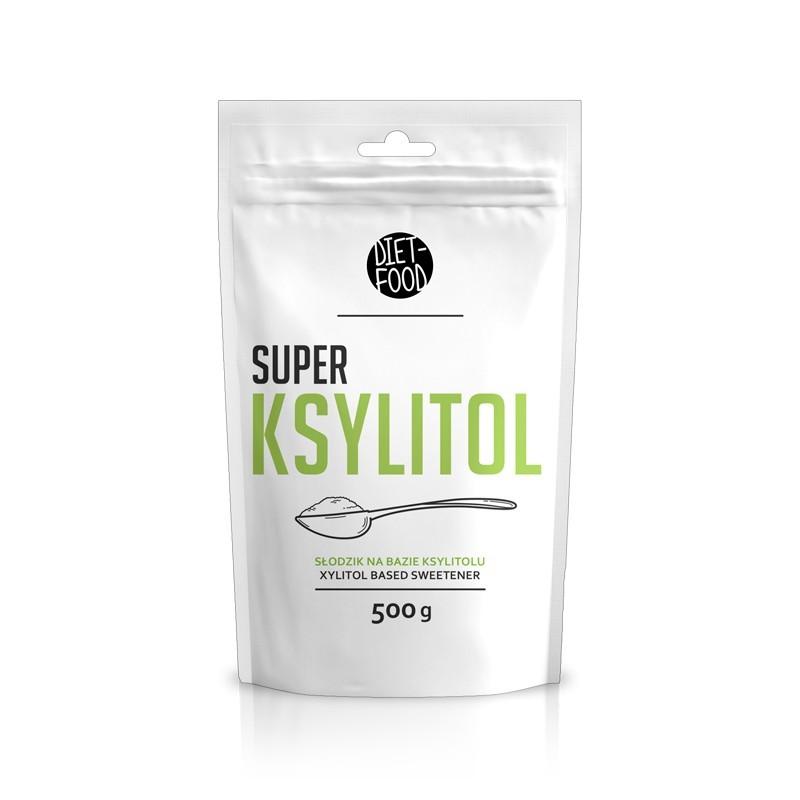 Ξυλιτόλη (xylitol) σημύδας, 500 γρ., Diet - Food