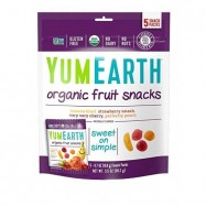 Ζελεδάκια φρούτων χωρίς γλουτένη, 5 τμχ, Yum Earth