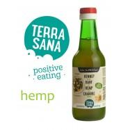 Λάδι κάνναβης ψυχρής έκθλιψης, 250 ml, Terassana