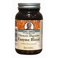 Super Adult Microbiota (60 χορτοφαγικές κάψουλες), Udo's Choice