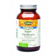 Super Children's Probiotic (60 χορτοφαγικές κάψουλες), Udo's Choice