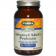Super Advanced Adult Probiotic (30 χορτοφαγικές κάψουλες), Udo's Choice