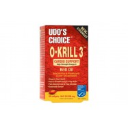 Udo's O-KRILL 3™ (60 softgel κάψουλες), Udo's Choice