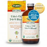 Udo's Oil 3∙6∙9 Blend (250 ml υγρό), Udo's Choice
