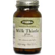 Milk Thistle Plus (60 χορτοφαγικές κάψουλες), FMD