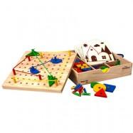 1559 – Σετ σχημάτων, Plan Toys