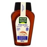 Σιρόπι καρύδας ΒΙΟ, 495 γρ., NaturGreen