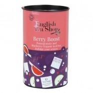 Κρύο Τσάι με Ρόδι και Μύρτιλα (Berry Boost) BIO, 10 φακ., The English Tea Shop