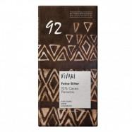 Σοκολάτα 92% με κακάο Παναμά και ζάχαρη καρύδας, 80 γρ.
