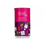 Κρύο Τσάι με Μούρα (Very Berry) BIO, 10 φακ., The English Tea Shop