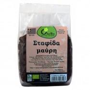 Σταφίδα μαύρη ΒΙΟ,250 gr, Ola-Bio