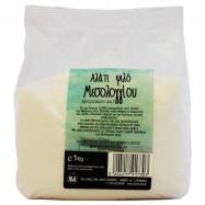 Αλάτι Μεσολογγίου ψιλό, 1000 γρ., Όλα-bio