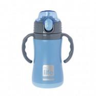 Ανοξείδωτο παιδικό θερμός, Blue, 300 ml, Ecolife