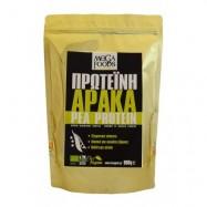 Πρωτεΐνη Αρακά (Pea Protein), ΒΙΟ, 800 γρ., Megafoods