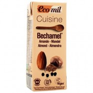 Μπεσαμέλ αμυγδάλου, ΒΙΟ, 200 ml, Ecomil