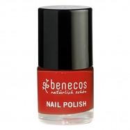 Βερνίκι Νυχιών (μανό) Vintage Red, 5 ml, Benecos