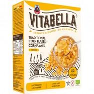 Νιφάδες καλαμποκιού χωρίς γλουτένη, 225 γρ., Vitabella