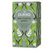 Τσάι πράσινο oolong με μάτσα, (Lean Match Green), Pukka