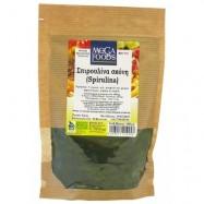 Σπιρουλίνα σε σκόνη, 100 γρ., Mega Foods
