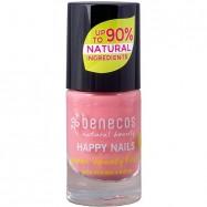 Βερνίκι Νυχιών (μανό) Bubble Gum, 5 ml, Benecos