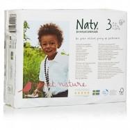 Πάνες για μωρά Νο 3, 33 τμχ, Naty