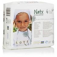 Πάνες για μωρά Νο 4, 26 τμχ, Naty