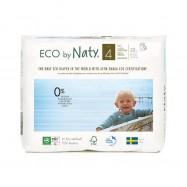 Πάνες βρακάκι, για μωρά, maxi, 22 τμχ, Naty