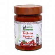 Σάλτσα τομάτας πικάντικη ΒΙΟ, 370 ml, Πράσινο Μονοπάτι