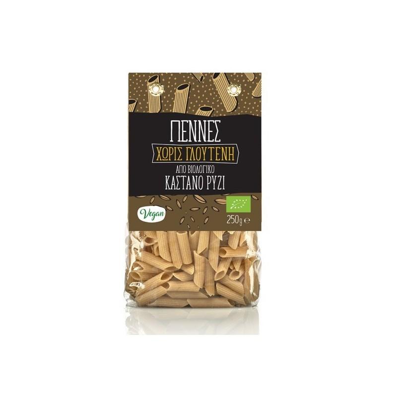 Πέννες από καστανό ρύζι, 250 γρ., Green Bay