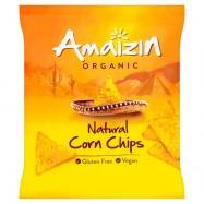Τσιπς καλαμποκιού 150 γρ., Amaizin