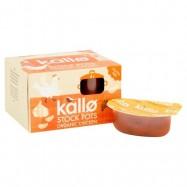Ζωμός κοτόπουλο συμπυκνωμένος, 4x24 γρ., Kallo