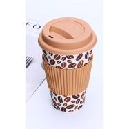 Κούπα από μπαμπού, καφές