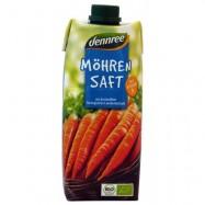 Χυμός καρότου, 500 ml, Denree