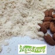 Almond flour, 500 gr., Feed free