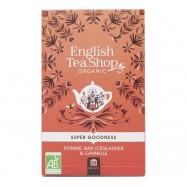 Τσάι με μήλο, τριαντάφυλλο...