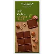 Σοκολάτα πραλίνα, χωρίς...