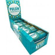 10 Keto protein bars, Pulsin