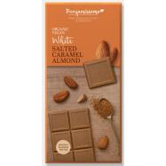Λευκή αλατισμένη σοκολάτα...