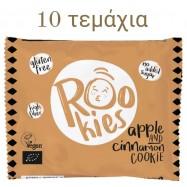 Μπάρα μήλο-κανέλα, 10 τμχ,...