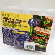 Ψωμί πολύσπορο χ. γλουτένη,...