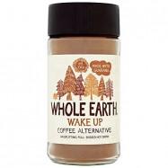 Υποκατάστατο καφέ με γκουαρανα Wake Up, 125 γρ., Whole Earth