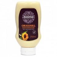 Μαγιονέζα Original Squeeze, 250 ml, Biona